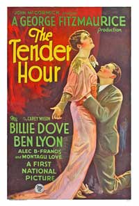 The Tender Hour - 11 x 17 Movie Poster - Style A
