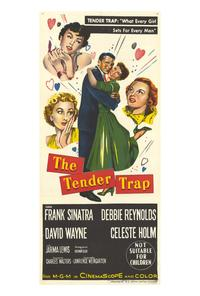 The Tender Trap - 27 x 40 Movie Poster - Style B