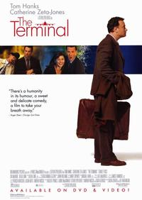 The Terminal - 11 x 17 Movie Poster - Style B