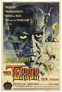 Terror, The - 27 x 40 Movie Poster - Style A
