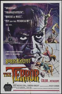 Terror, The - 11 x 17 Movie Poster - Style D