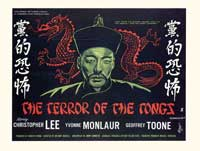 The Terror of the Tongs - 11 x 17 Movie Poster - UK Style A