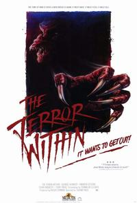 The Terror Within - 11 x 17 Movie Poster - Style A