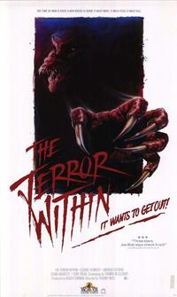 The Terror Within - 27 x 40 Movie Poster - Style A