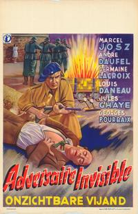 The Terrorists - 27 x 40 Movie Poster - Belgian Style A