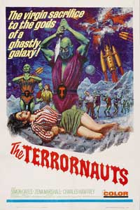 The Terrornauts - 27 x 40 Movie Poster - Style A