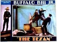 The Texan - 11 x 14 Movie Poster - Style D