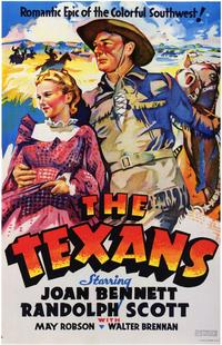 The Texans - 11 x 17 Movie Poster - Style A