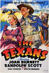 The Texans - 27 x 40 Movie Poster - Style A
