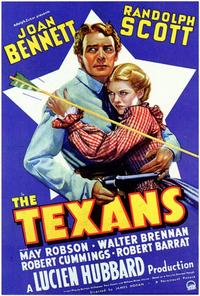 The Texans - 27 x 40 Movie Poster - Style B