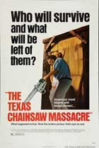The Texas Chainsaw Massacre - 27 x 40 Movie Poster - Style D