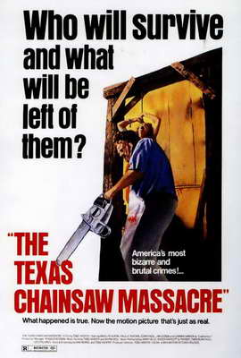 The Texas Chainsaw Massacre - 27 x 40 Movie Poster - Style A