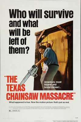 The Texas Chainsaw Massacre - 11 x 17 Movie Poster - Style D