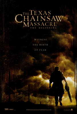 The Texas Chainsaw Massacre: The Beginning - 27 x 40 Movie Poster - Style A
