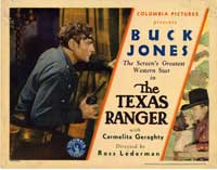 The Texas Ranger - 22 x 28 Movie Poster - Half Sheet Style A