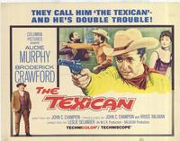 The Texican - 22 x 28 Movie Poster - Half Sheet Style A