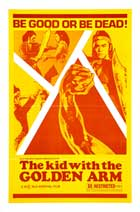 The Kid with the Golden Arm - 27 x 40 Movie Poster - Style A