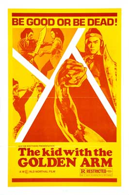 The Kid with the Golden Arm - 11 x 17 Movie Poster - Style A