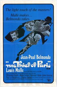 The Thief - 27 x 40 Movie Poster - Style A