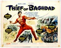 The Thief of Baghdad - 22 x 28 Movie Poster - Half Sheet Style A