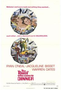 The Thief Who Came to Dinner - 27 x 40 Movie Poster - Style B