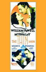 The Thin Man - 11 x 17 Movie Poster - Style A