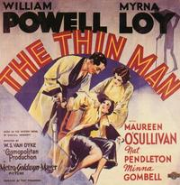 The Thin Man - 11 x 14 Movie Poster - Style A