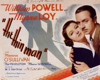 The Thin Man - 11 x 14 Movie Poster - Style B