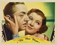 The Thin Man - 11 x 14 Movie Poster - Style C