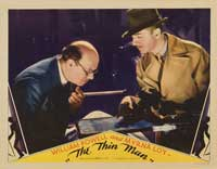 The Thin Man - 11 x 14 Movie Poster - Style D