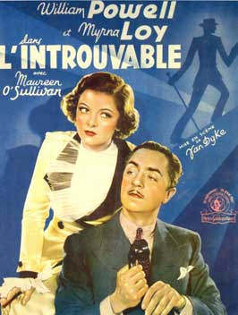 The Thin Man - 11 x 17 Movie Poster - Style E