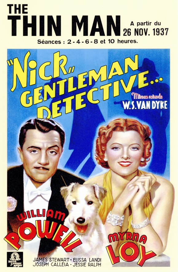 The Thin Man Movie Posters From Movie Poster Shop