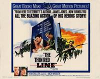 The Thin Red Line - 11 x 14 Movie Poster - Style A