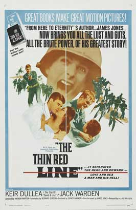 The Thin Red Line - 11 x 17 Movie Poster - Style A