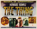 The Thing from Another World - 22 x 28 Movie Poster - Half Sheet Style A
