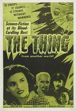 The Thing from Another World - 27 x 40 Movie Poster - Style D