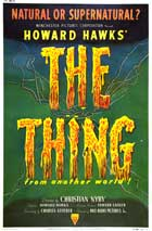The Thing from Another World - 27 x 40 Movie Poster - Style E