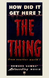 The Thing from Another World - 11 x 17 Movie Poster - Style A