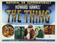 The Thing from Another World - 11 x 14 Movie Poster - Style A