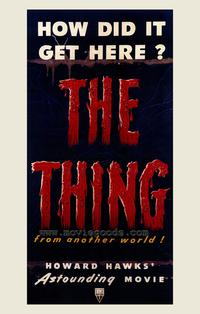 The Thing from Another World - 43 x 62 Movie Poster - Bus Shelter Style A