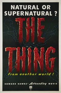 The Thing from Another World - 11 x 17 Movie Poster - Style Z