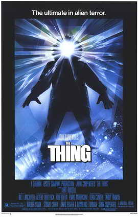 The Thing - 11 x 17 Movie Poster - Style A