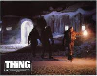 The Thing - 11 x 14 Movie Poster - Style C