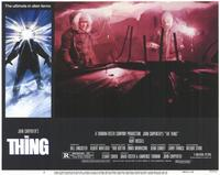 The Thing - 11 x 14 Movie Poster - Style S
