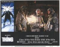 The Thing - 11 x 14 Movie Poster - Style U