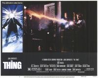 The Thing - 11 x 14 Movie Poster - Style V
