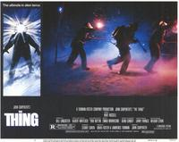 The Thing - 11 x 14 Movie Poster - Style W