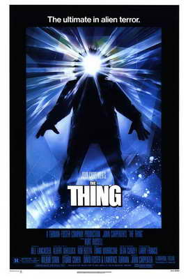 The Thing - 27 x 40 Movie Poster - Style A