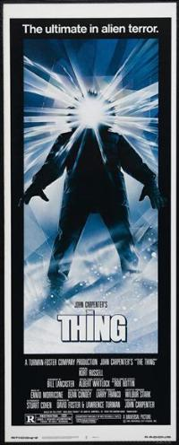 The Thing - 14 x 36 Movie Poster - Insert Style A