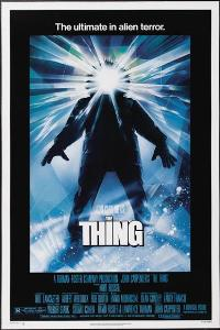 The Thing - 43 x 62 Movie Poster - Bus Shelter Style A